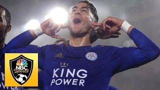 Ayoze Perez's hat trick against Southampton   Premier League   NBC Sports