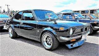 1973 TOYOTA SPRINTER TRUENO TE27  トヨタ・スプリンタートレノTE27型【4K】