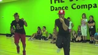 Марвин Миллора, Justin Biebers Dancers - Baby