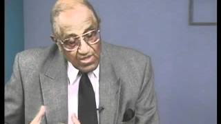 Don Newcombe Intv - Part 1