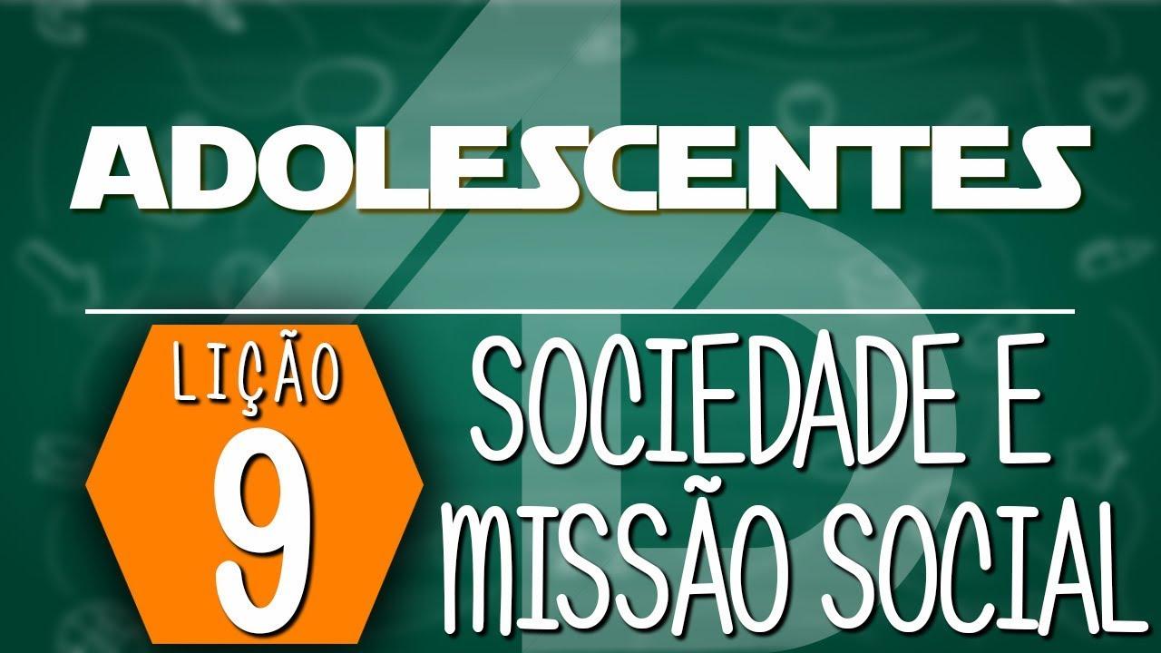 Sociedade e Missão Social