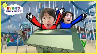 Ryan Toysreview Roblox Jailbreak - Ryans Toy Review Roblox Disneyland 免费在线视频最佳电影
