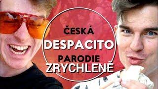 DESPACITO - ČESKÁ PARODIE | KOVY - ZRYCHLENĚ