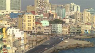 preview picture of video 'Cuba Habana Malecon 2011 Hotel Deuaville'