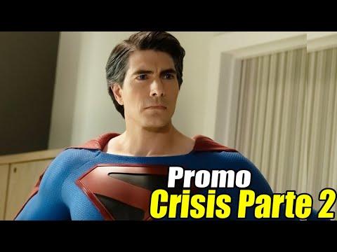 Crisis On Infinite Earths Part 2 PROMO (Sub Español)