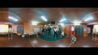 Тренировка инструкторов VR video 360