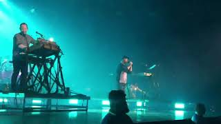 Chvrches - Under The Tide (Live @ Hordern Pavilion Sydney Australia 22/07/2018)