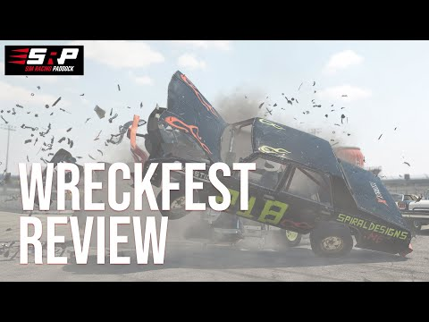 Wreckfest Review (PC) - Pure Automotive CARNAGE!
