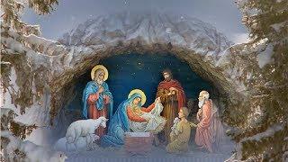 С Рождеством Христовым! Пение ангелов - Merry Christmas!