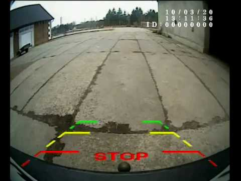 Carmedien Nummernschild Rückfahrkamera CM-DNRFK Kennzeichen Auto PKW Wohnmobil