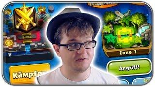 CLASH ROYALE IM DSCHUNGEL   Jungle Clash Let's Play   Deutsch German
