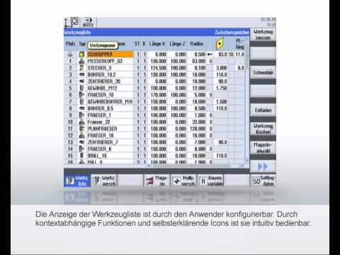 Siemens Sinumerik 840D SL CNC Controller