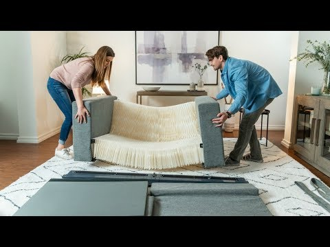 Elephant in a box- Strongest Foldable Sofa-GadgetAny