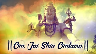 OM JAI SHIV OMKARA AARTI - LORD SHIVA AARTI WITH LYRICS IN ENGLISH