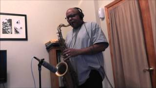 Demo: Eastman 52nd St. Tenor, CG Mouthpiece (Syracuse 8*), Legere Reed (3)