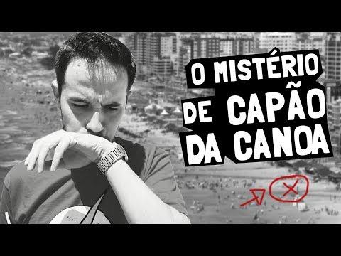 DE AUTO POR ESSAS BANDAS - O mistério de CAPÃO DA CANOA