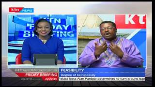 Friday Briefing: Mind Your Language with Willice the word master and Betty Kyallo 02/12/2016