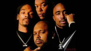 Americas Most Wanted Tupac feat Snoop Dogg (UNCENSORED)