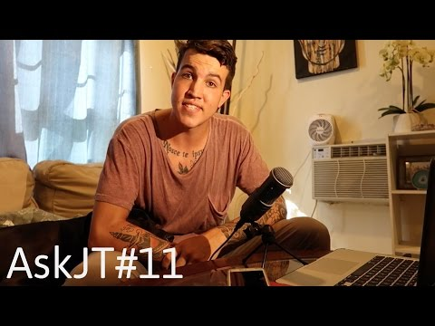 AskJT #11 -- Becoming a Navy Seal / college as a veteran / money after the Navy