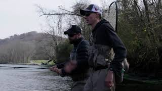 Learning to fly fish on the Clinch River - Tennessee Valley Uncharted