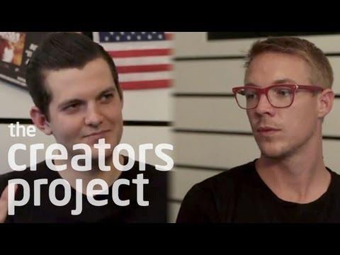 Dillon Francis and Diplo Talk Moombahton