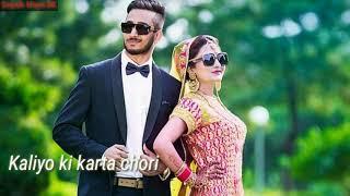 Oh, main to bhanwra hoon sorry,(ha) kaliyon ki karta chori(ha) WhatsApp status