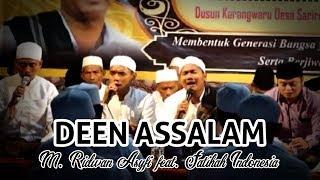 DEEN ASSALAM | M. Ridwan Asyfi Feat. Fatihah Indonesia