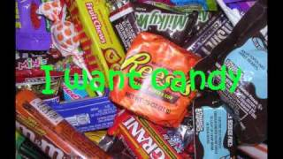 I Want Candy Aaron Carter Lyrics