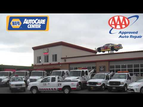 P&M Automotive video
