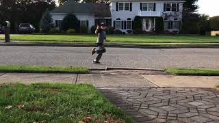 NVPD chasing down Brad ( pt 2)