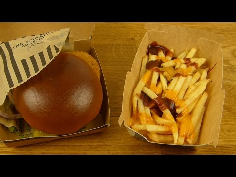McDonald's - Signature Chicken Burger Classic | BBQ Chili Cheese Fries | VIO Blue
