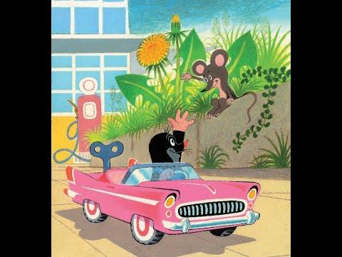 Krteček - Krtek a autíčko