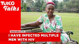 I have infected multiple men with HIV, my entire family hates me -Kiki wa Nge'ndo | Tuko TV