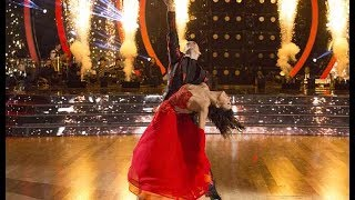 'Dancing with the Stars: Athletes' Week 2: Who is 'way out front' with a TRIPLE elimination looming?