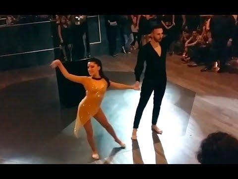 Cadencia Cubana Show :: Valeria Naticchi y Francesco Passeri @ Poco Loco Latino - Assisi