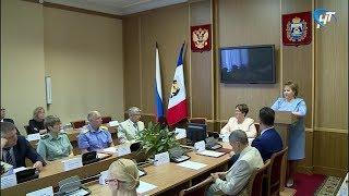 Институт уполномоченного по правам ребенка в Новгородской области отметил 20-летие