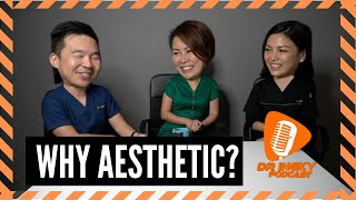 Podcast #2: How we become Aesthetic Doctors