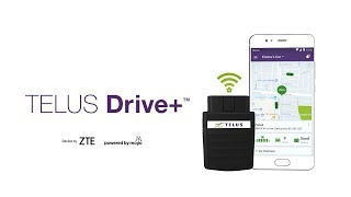 Screenshot for Drive Smarter with TELUS Drive+