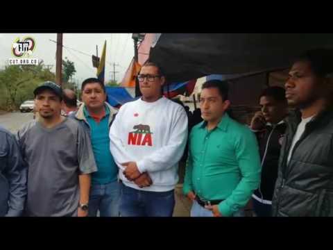 Sintra Diaco Valle y Sintrametal Yumbo denuncian situación con multinacional DIACO