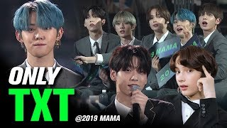 TOMORROW X TOGETHER(투모로우바이투게더) At 2019 MAMA All Moments