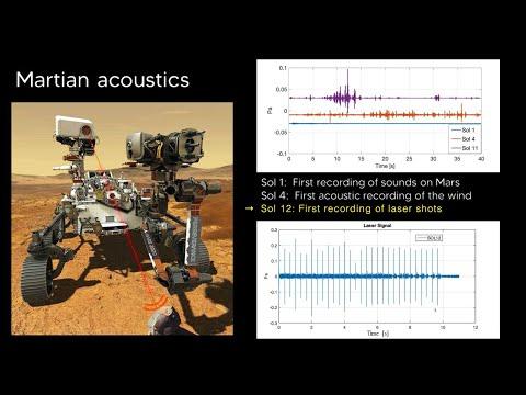 Nieuwe audio-opnamen van Perseverance: Martiaanse wind- en laserschoten op Mars