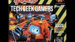 Let's Play RoboRally - Board Game Play Through