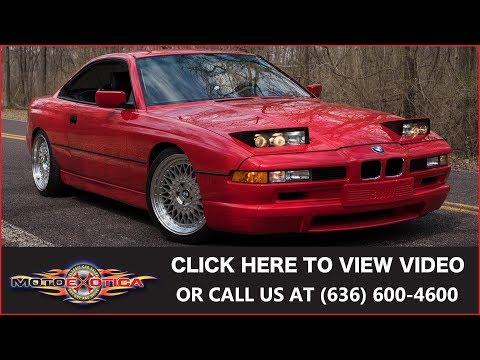 1994 BMW 840Ci    SOLD