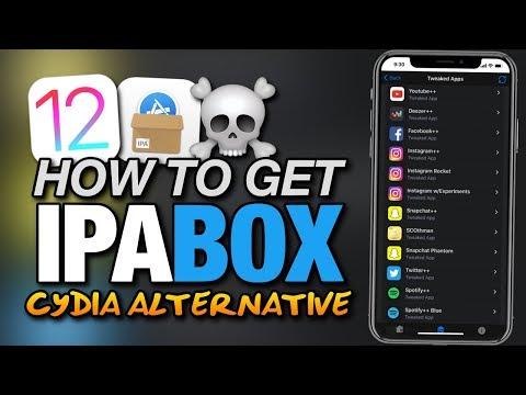 NEW* ZestiaStep (GET TWEAKED APP, CYDIA APP, & More iOS 12