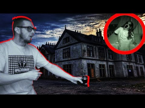 Real Haunted Insane Asylum: Warning Do Not Watch Alone