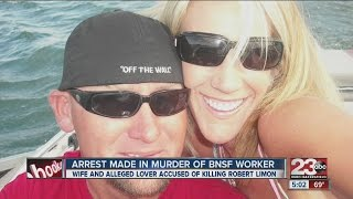 KCSO: Wife of BNSF employee Robert Limon arrested in death