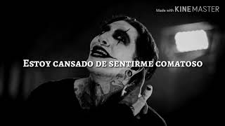 Motionless In White   Holding On To Smoke [Sub Español]