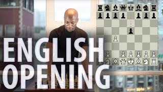 Chess openings - English Opening