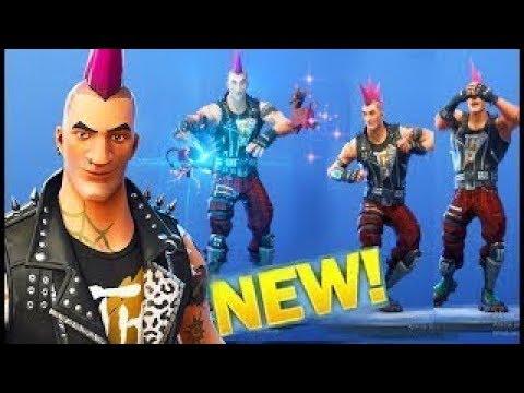 new riot skin fortnite br sponsor goal 3 5 - riot skin fortnite