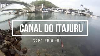 Pesca Urbana - Canal do Itajuru - Cabo Frio
